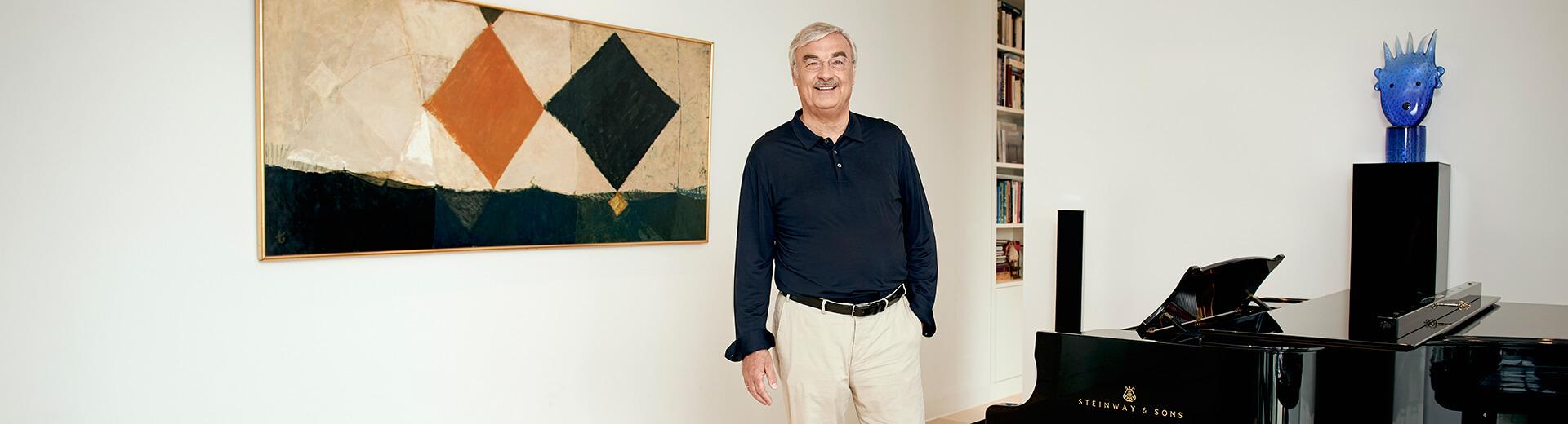 Kulturelle & soziale Engagements von Dr. Peter Gloystein